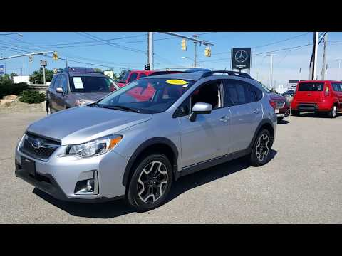 2016 Subaru Crosstrek 2.0i For Sale Cleveland OH S6772T