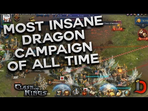 IMPORTANT - ALL INFORMATION FOR DRAGON CAMPAIGN GLOBAL CHAMPIONSHIP CLASH OF KINGS