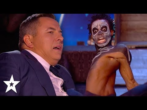 TOP CONTORTIONISTS TERRIFY JUDGES! | Got Talent Global