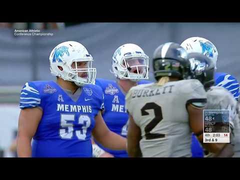 UCF vs. Memphis - (UCF Radio Broadcast) 2017 AAC Championship Game