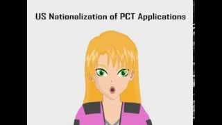 US Nationalization of PCT Applications