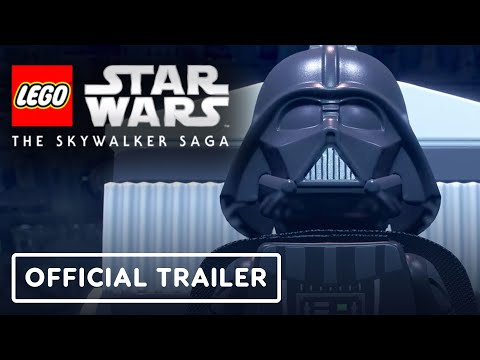 LEGO Star Wars: The Skywalker Saga - Official Announcement Trailer