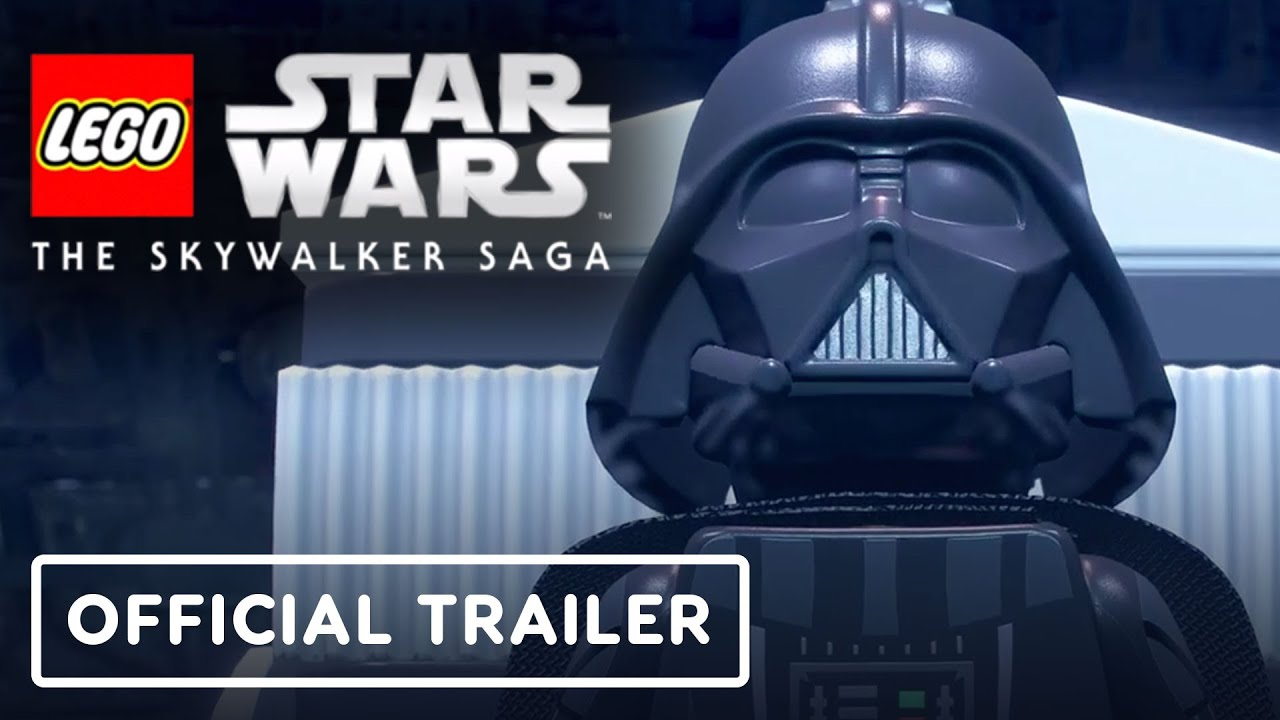 LEGO Star Wars: A Saga Skywalker - Trailer Oficial do Anúncio + vídeo