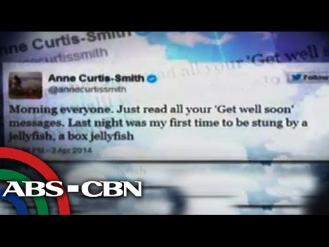 Anne Curtis tweets abo...