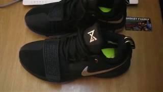 Баскетбольные кроссовки Nike PG 1 магазин Basket Family