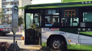 国際興業バス 6847
