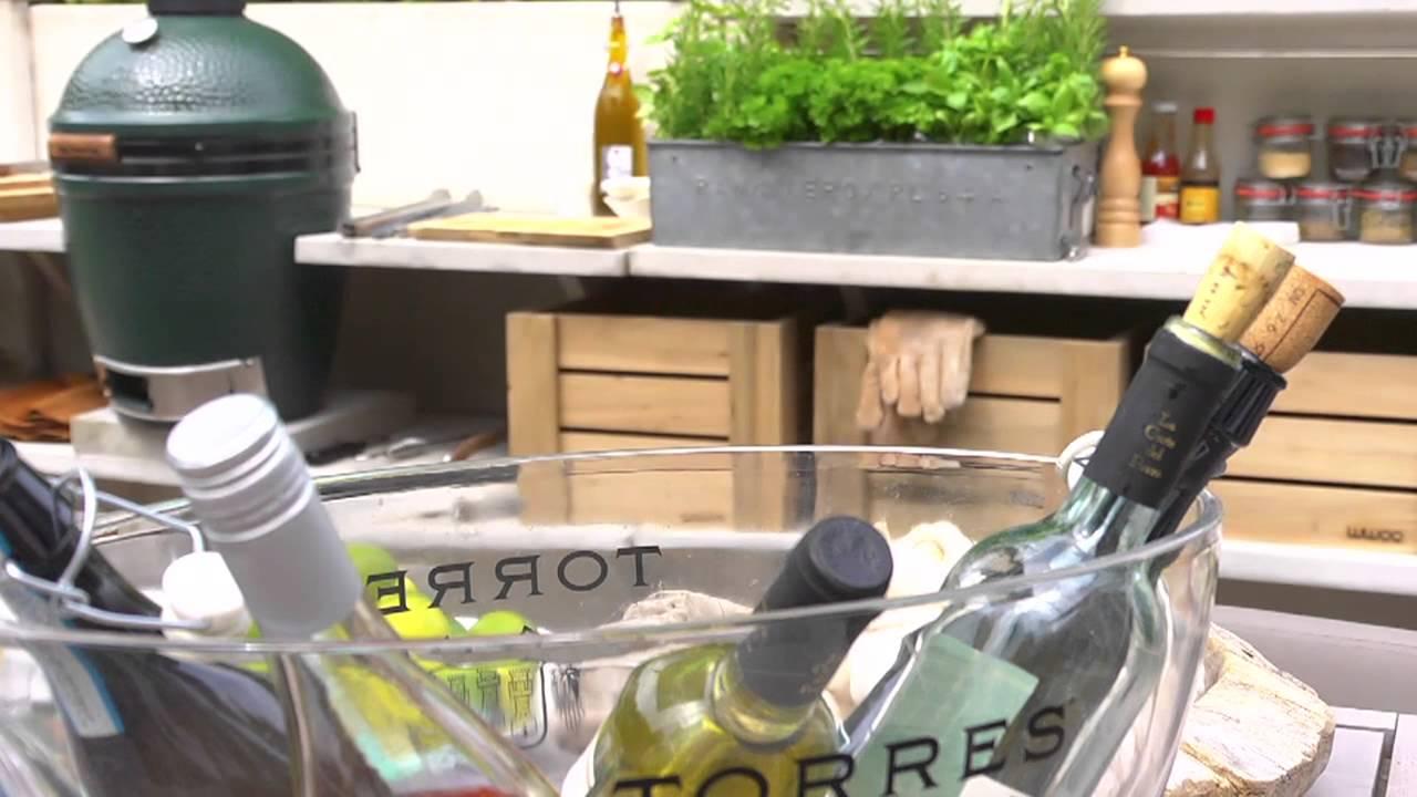 Hoe maak je een zalm met de wwoo buitenkeuken smulweb youtube