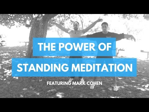 Mind-Body Medicine Conversations - Ep04 - ft. Mark Cohen - The Power of Standing Meditation