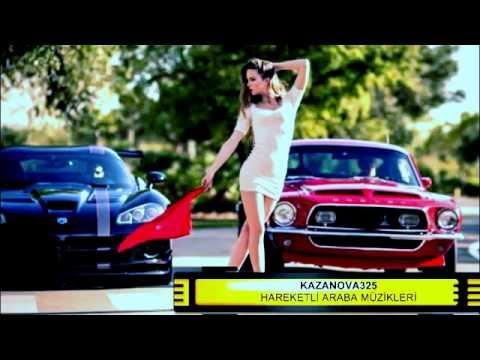 Hareketli Araba Müzikleri   Yabancı Remix Set 2016