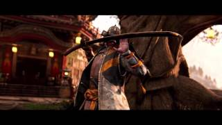 For Honor - Tokyo Game Show (TGS) English Trailer