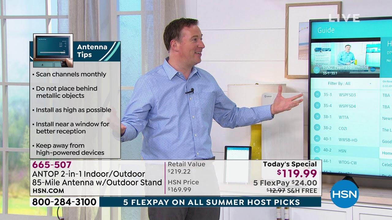 Outdoor Tv Antenna Outdoor Spaces Pinterest