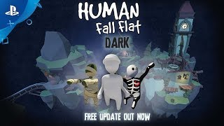 Human: Fall Flat | Dark Update - Release Trailer | PS4