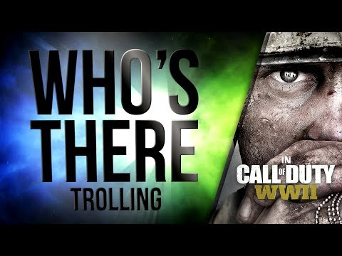 WHO'S THERE TROLLING EP. 1 feat. ANONYMOUS (prod. by Vendetta Beats)
