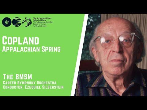 A. Copland  - Appalachian Spring (Original Version)