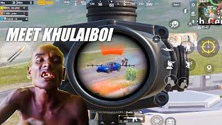 I MEET KHULAIBOI IN CLASSIC IGNITE MODE 💦pubg mobile