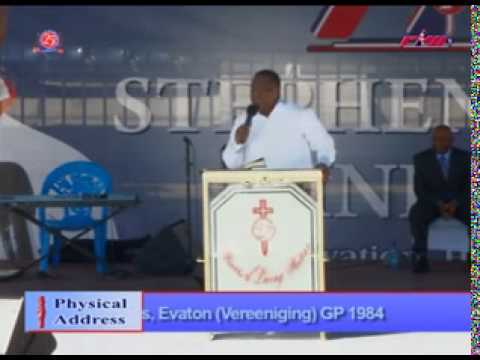 Lesotho Miracle Fest 2013 - It is a Blessing to know Him