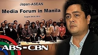 TV Patrol: Andanar, hinamon ang international media