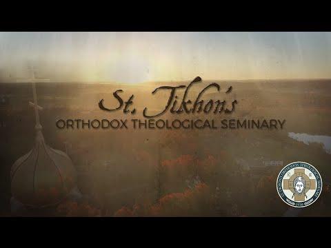 St  Tikhon