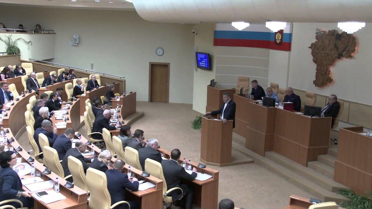 «И вновь продолжается бой» или принятие бюджета Ульяновской области на 2016 г. (перезалито)