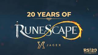 RuneScape Timeline: A Journey Through 20 Years Of Adventures | #20YearsOfRuneScape