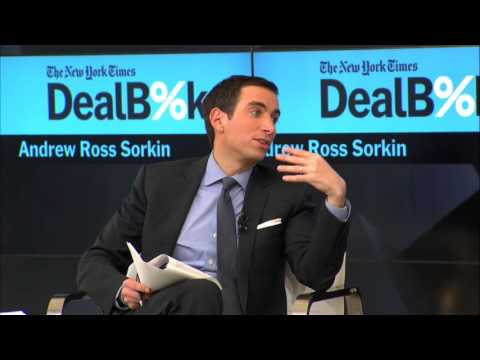 DealBook Conference 2015 - The Challenges of Cybersecurity -