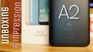 Xiaomi Mi A2 Unboxing & Impression!! Next national Phone??