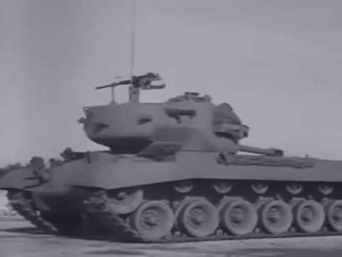 Superior History Documentary 2017: T26E3 Pershing Heavy Tank Operation