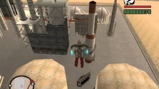 GTA San Andreas - Приколы с чит-кодами