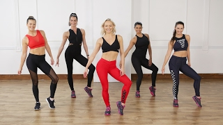45-Minute Cardio Dance Workout Celebs Love | Class FitSugar