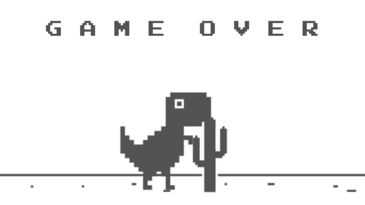 25 Datos Inútiles #32   El juego del dinosaurio no es infinito