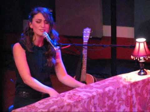 Sara Bareilles - Come Round Soon - World Cafe 2/23/9