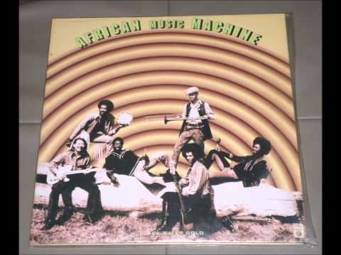 African Music Machine - Black Water Gold Pearl