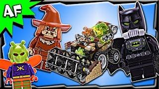 Lego Batman SCARECROW Harvest of Fear 76054  Stop Motion Build Review