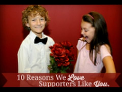 10 Reasons We Love Supporters Like You