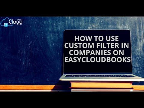 How to Import Companies on Easycloudbooks?