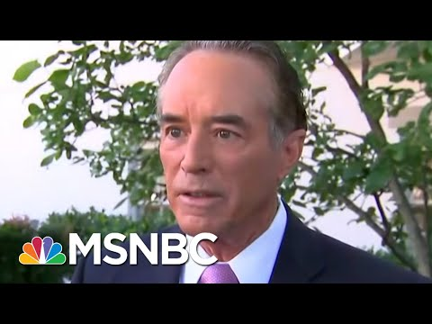 Digging In To Representative Chris Collins' Latest Financial Disclosures   Velshi & Ruhle   MSNBC