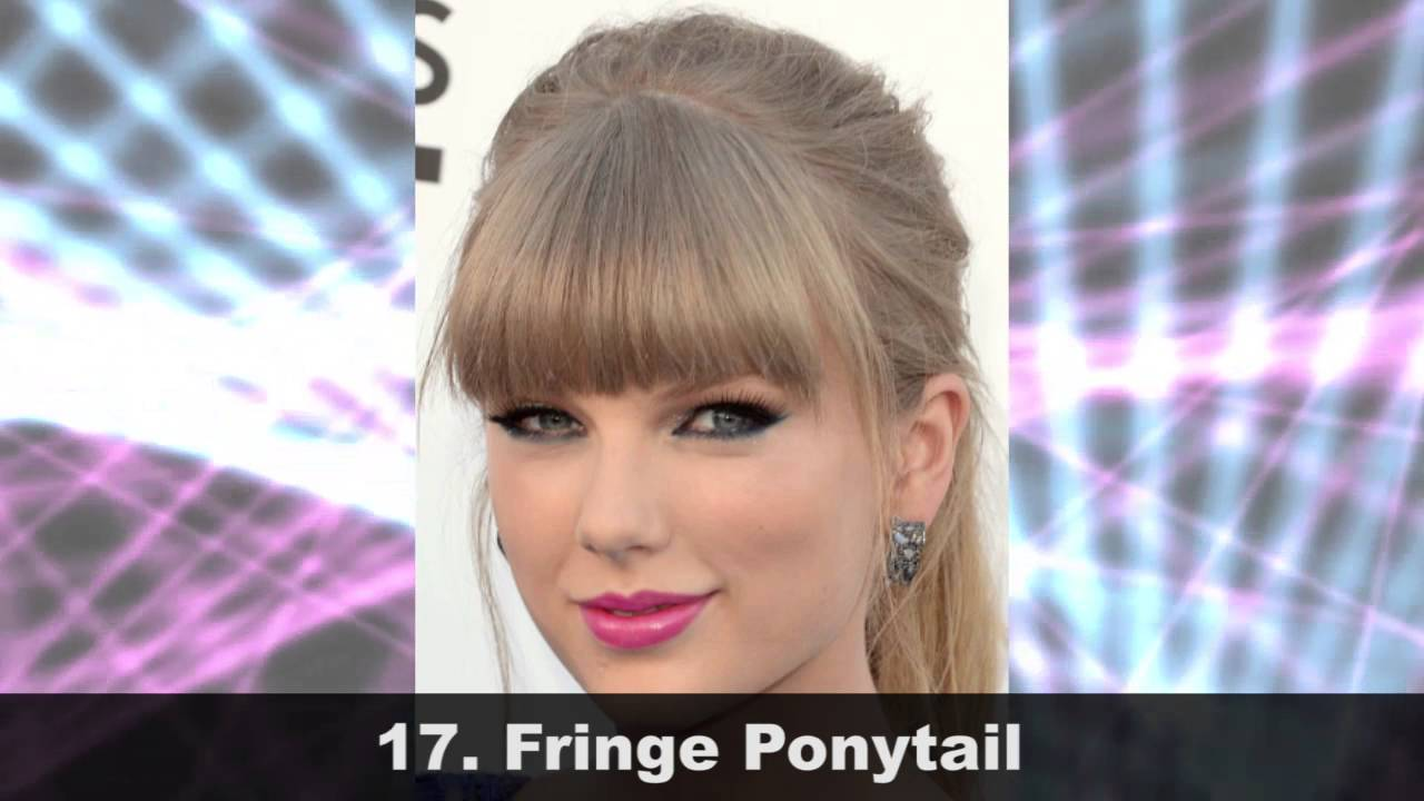 Celebrity Famous Hair Style For Girls New Hottest Hair Cuts Youtube