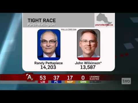 Highlights: Ontario Election 2011