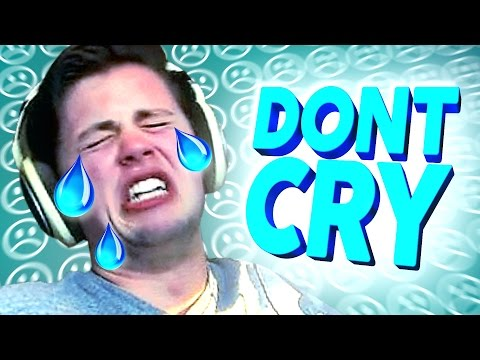 TRY NOT TO CRY CHALLENGE!