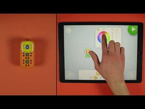 Robo Wunderkind: Robo Code app basics tutorial
