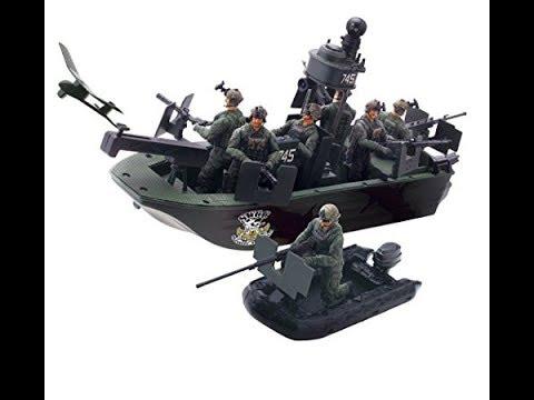 BBI Elite Force Naval Warfare Gunboat LIVE Review