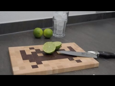 how to build a cutting board