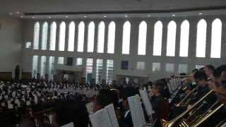 Ensaio Regional Transilvânia Hino 427 - 15/11/2015