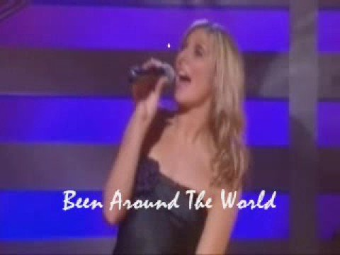 Been Around The World  - Lynsey Brown Gala 1