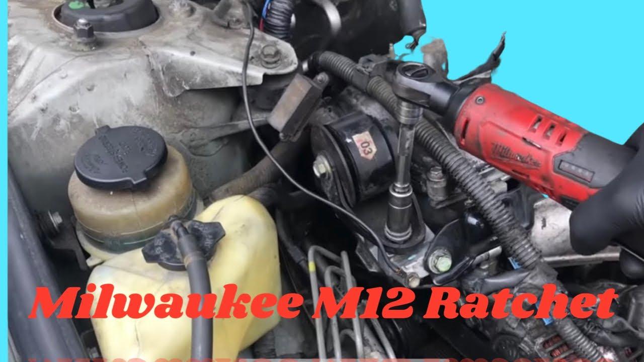 Howtoautomotive Automotiverepair Milwaukeetools