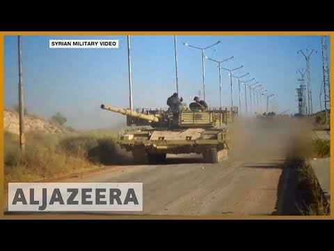 🇸🇾 UN asking warring parties in Syria's Deraa to cease hostilities | Al Jazeera English