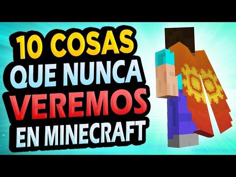 ✅ 10 Cosas que NUNCA Añadirán a Minecraft!!! #7