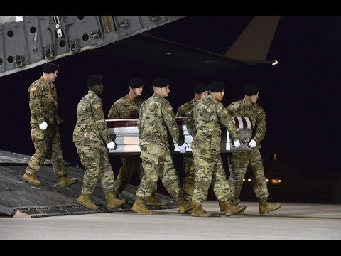 BREAKING News October 2017 Islamic State Niger Africa ambush Killed 4 USA special Forces