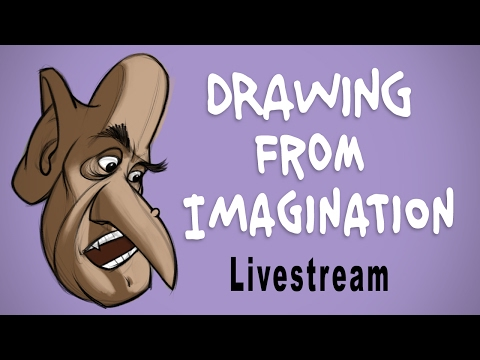Drawing from Imagination - Tips on Improving Visual Memory
