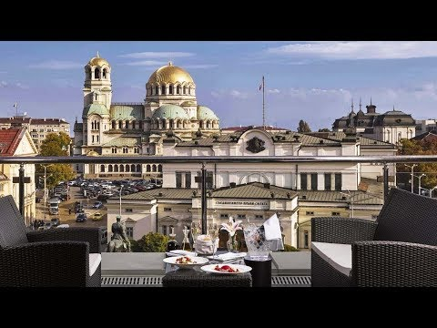 Top10 Recommended Hotels in Sofia, Bulgaria